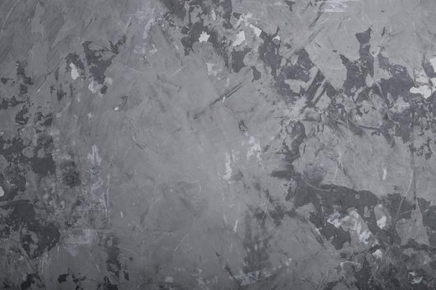 Fundo cinzento da textura do muro de cimento do grunge abstrato. Foto Premium