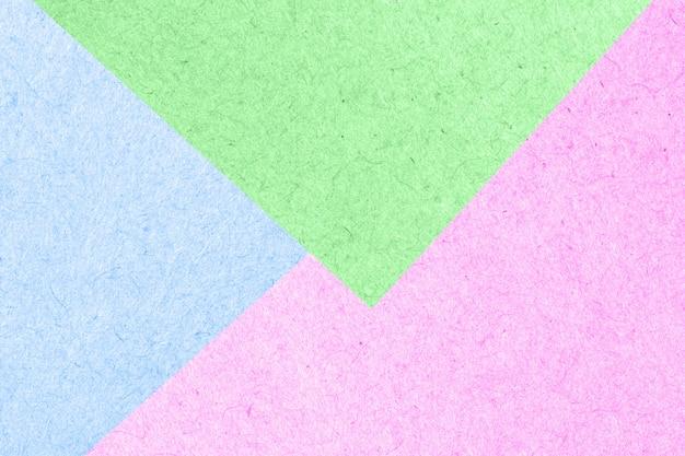 Fundo colorido bonito da textura do sumário da caixa de papel Foto Premium