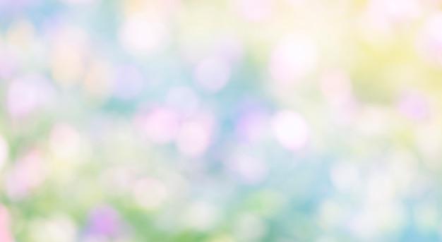 Fundo colorido luz abstrato. Foto Premium