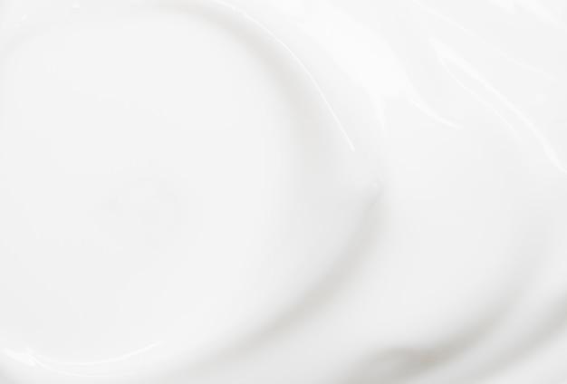 Fundo creme, rosa e branco Foto Premium