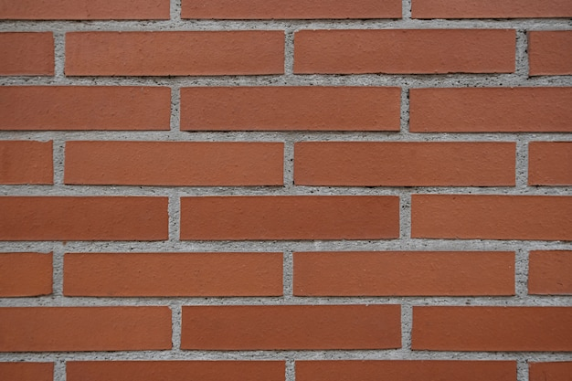Fundo da parede de tijolo clássico Foto gratuita
