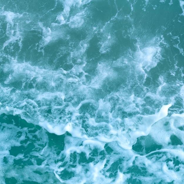 Fundo de água do mar Foto Premium
