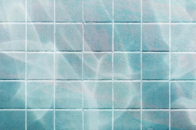 Fundo de azulejos vintage pastel Foto gratuita
