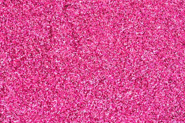 Fundo de brilhos rosa Foto gratuita