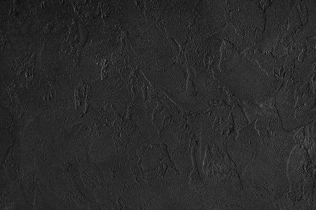 Fundo de concreto preto Foto Premium