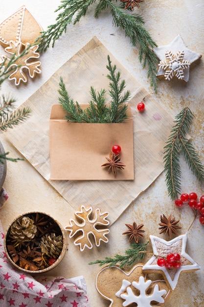 Fundo de férias de natal. Foto Premium