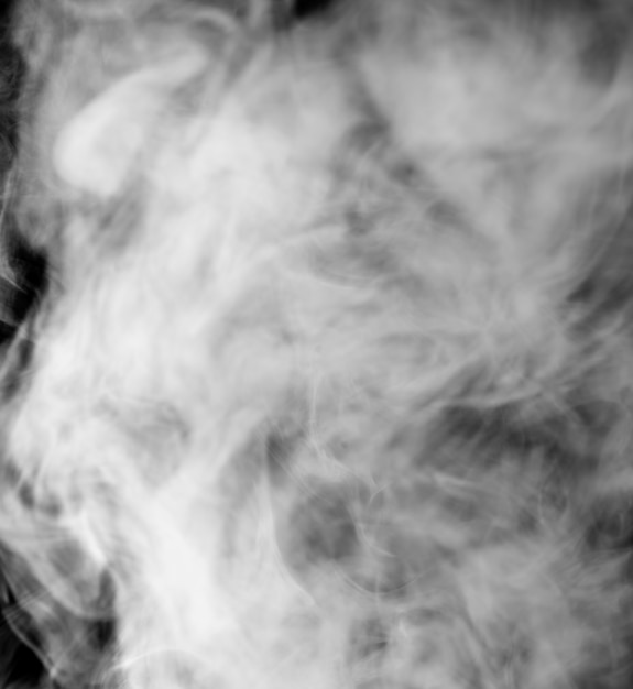 Fundo de fumo denso Foto Premium