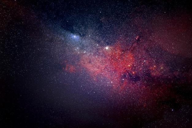 Fundo de galáxia espacial Foto gratuita