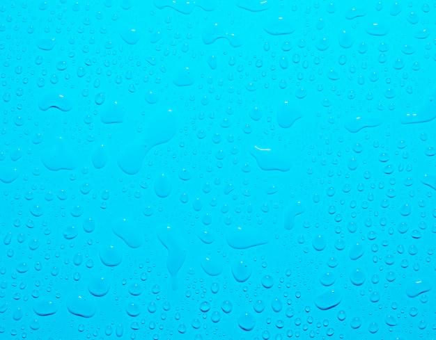 Fundo de gotas de água Foto gratuita