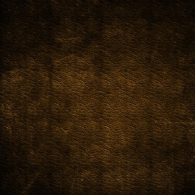 Fundo de grunge com uma textura de couro marrom Foto gratuita