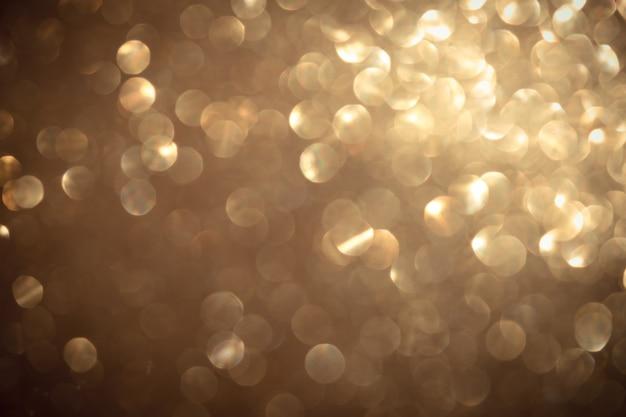 Fundo de luxo bokeh ouro borrão Foto Premium