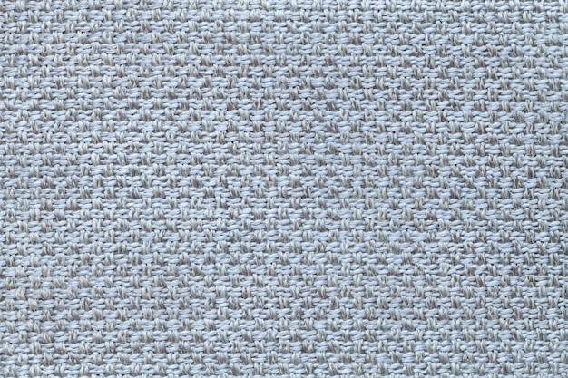 Fundo de luz azul têxtil com padrão quadriculado Foto Premium