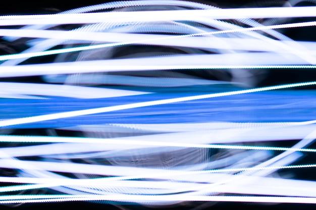 Fundo de luz uv azul Foto gratuita