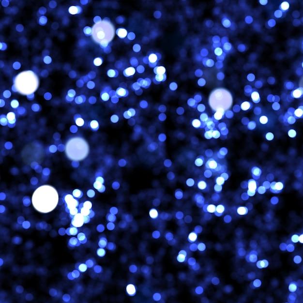 Fundo de luzes de bokeh Foto gratuita