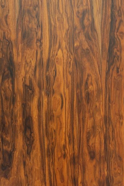 Fundo de madeira marrom estampado Foto gratuita