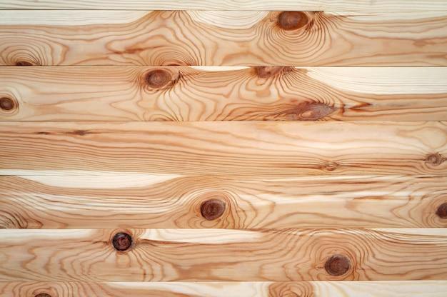Fundo de madeira, placas aplainadas. Foto Premium