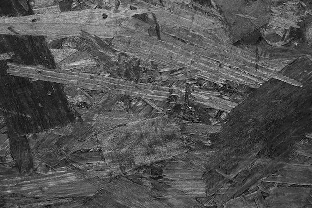 Fundo de madeira preto e branco Foto gratuita