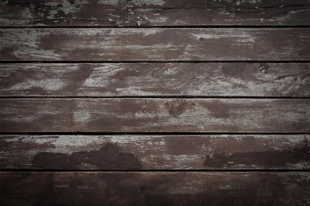 Fundo de madeira velho da textura da natureza do vintage. estilo rústico Foto Premium