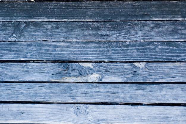 Fundo de madeira vintage Foto Premium