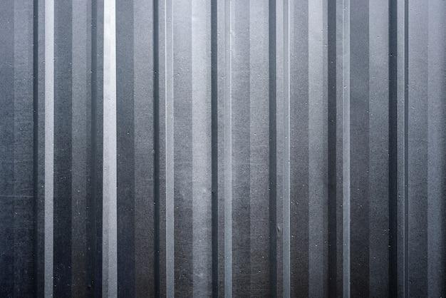 Fundo de metal galvanizado grunge de zinco Foto Premium