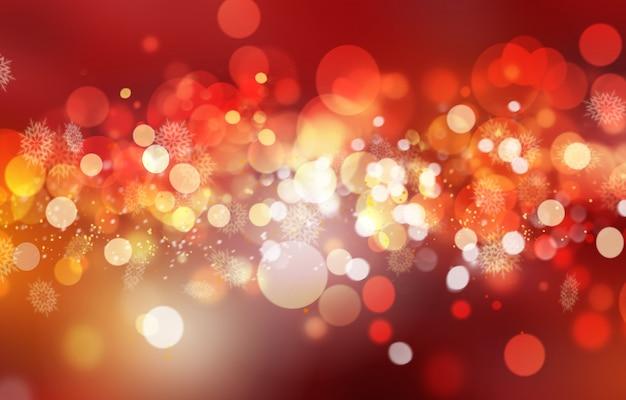 Fundo de natal Foto gratuita