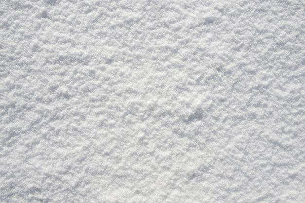 Fundo de neve Foto gratuita