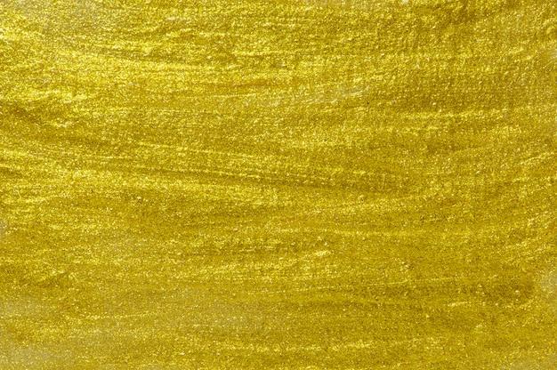 Fundo de ouro metálico Foto gratuita