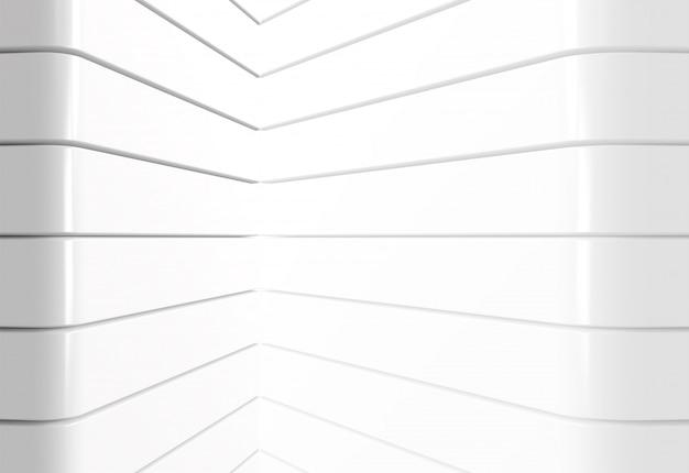 Fundo de painel moderno padrão cinza claro Foto Premium