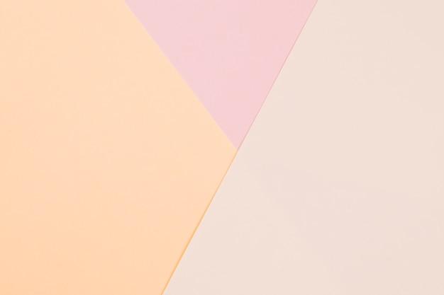 Fundo de papel de cor de viagem para layout Foto gratuita
