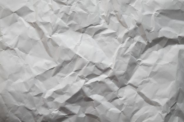 Fundo de papel, papel amassado e textura Foto Premium
