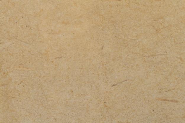 Fundo de papel velho marrom, papelão grosso, Foto Premium