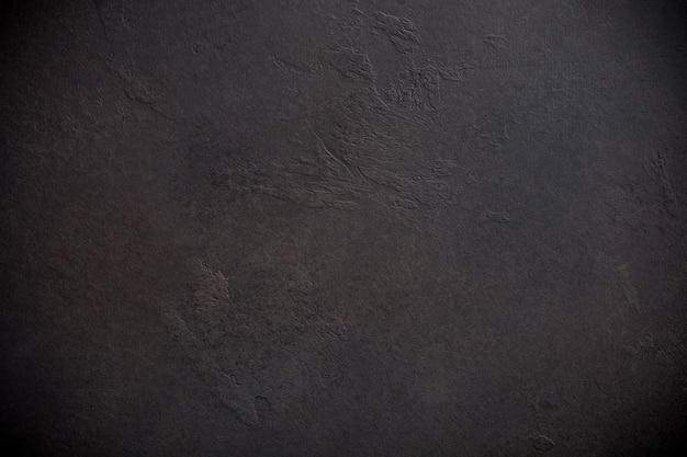 Fundo de pedra concreto marrom enferrujado Foto Premium