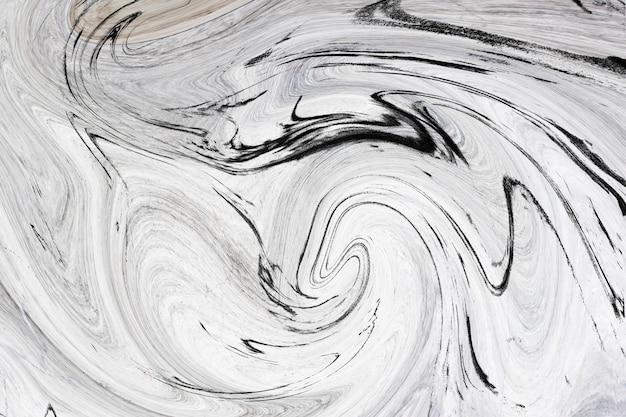 Fundo de pintura marmorizada Foto gratuita