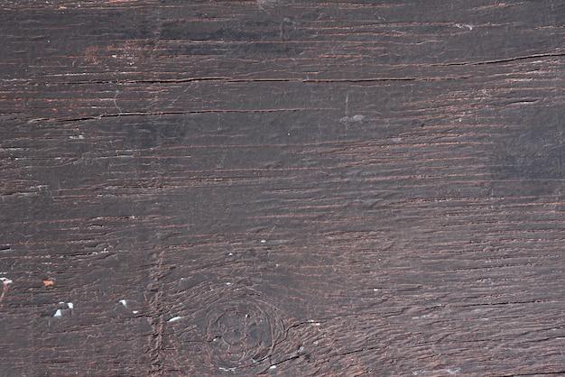 Fundo de placa de madeira marrom envelhecido Foto gratuita