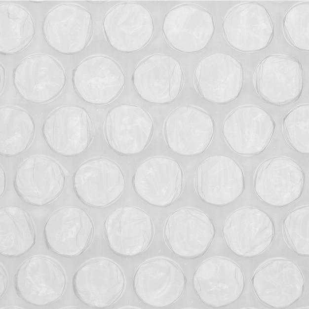 Fundo de plástico bolha Foto Premium