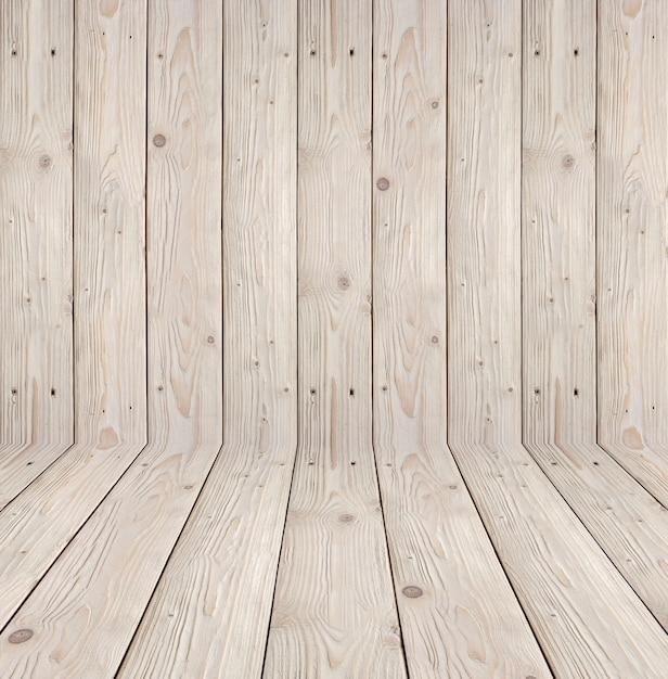 Fundo de prancha de madeira Foto Premium