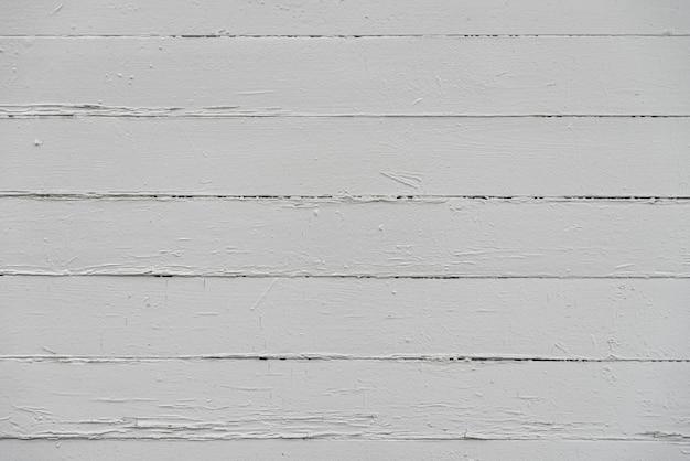 Fundo de pranchas de madeira branco envelhecido Foto gratuita