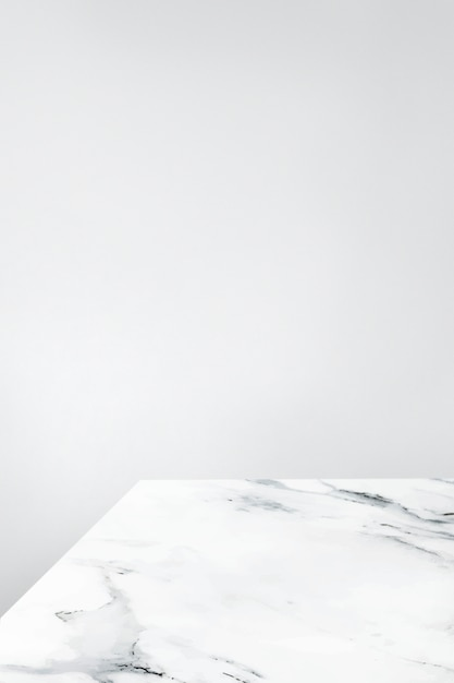Fundo de produto de mármore Foto gratuita