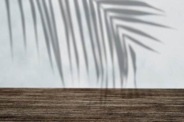 Fundo de produto tropical Foto gratuita