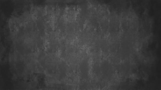 Fundo de quadro negro em branco. textura de fundo. Foto Premium