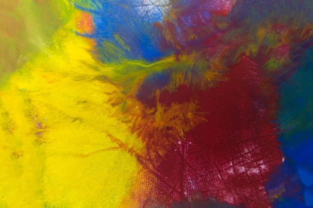 Fundo de resumo de cores diferentes Foto Premium