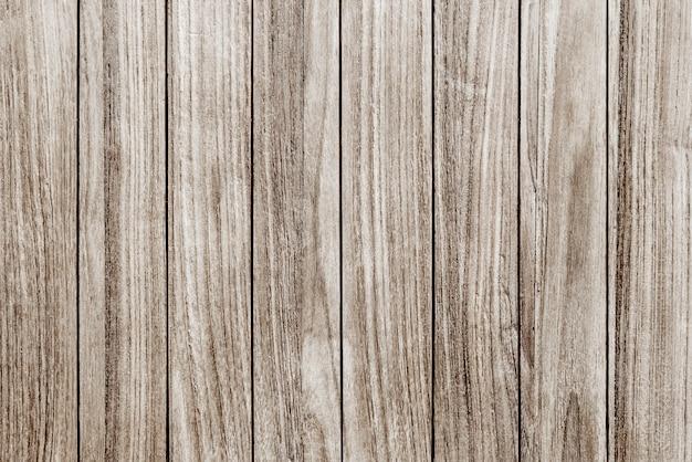 Fundo de revestimento de textura de madeira marrom desbotada Foto gratuita