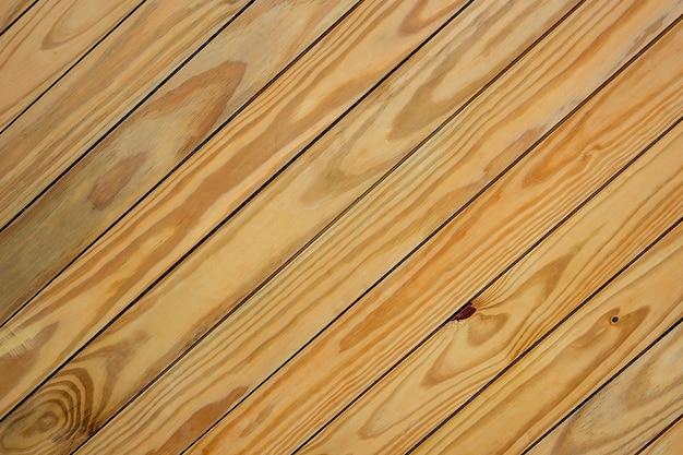 Fundo de tábua de madeira ou textura, fundo de madeira de padrão natural Foto Premium