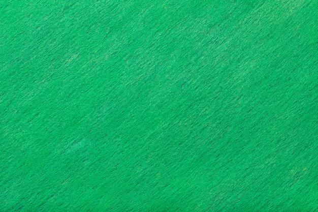 Fundo de tecido de camurça mate turquesa escuro. textura de veludo de feltro. Foto Premium
