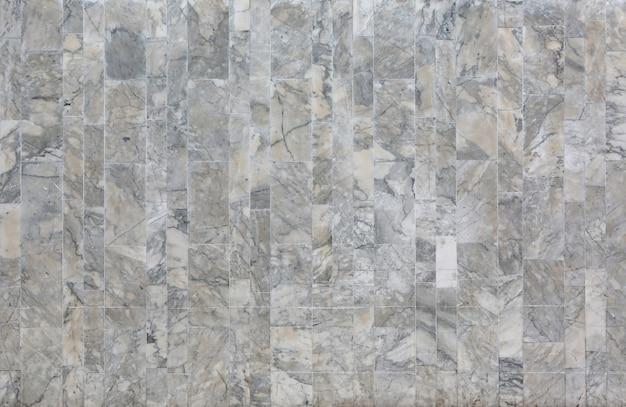 Fundo de telhas de mármore verticais Foto Premium