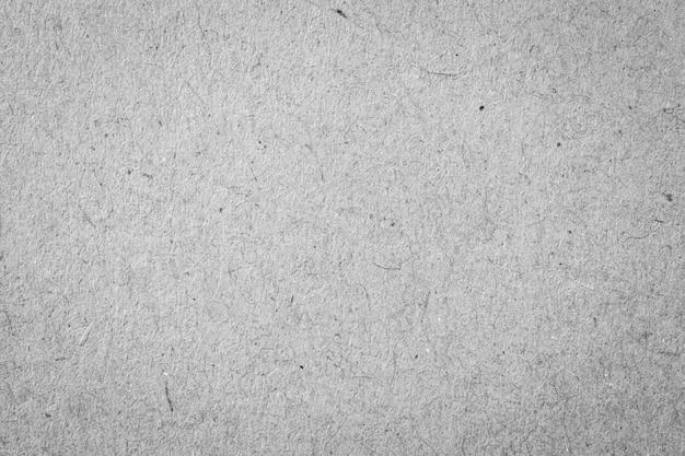 Fundo de textura abstrata de caixa de papel cinza de superfície, preto e branco Foto Premium