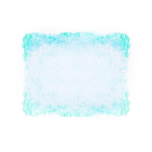 Fundo de textura aquarela turquesa Foto gratuita