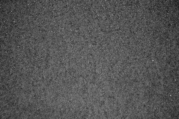 Fundo de textura de asfalto preto Foto Premium