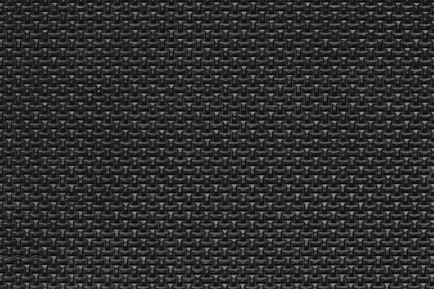 Fundo de textura de borracha preta Foto Premium