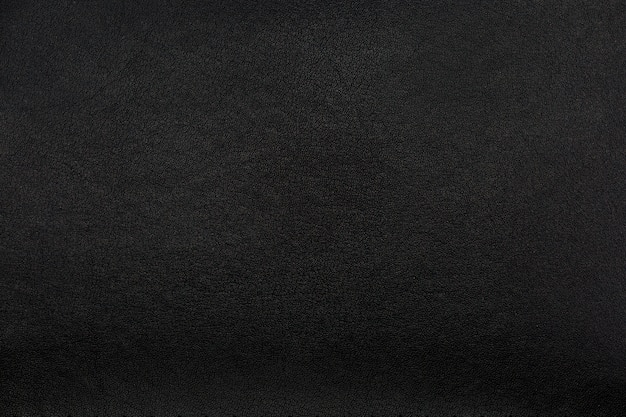 Fundo de textura de couro de pele escura Foto Premium